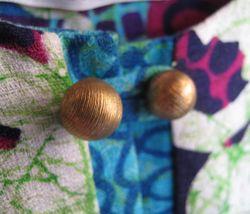 Kiyomi dress buttons