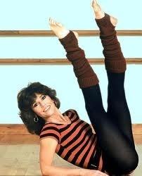 Jane Fonda workout cover