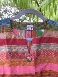 Thai jacket collar