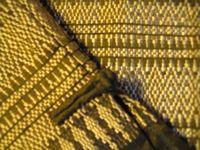 Thai dress detail