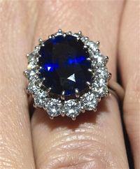 Kate Middleton engagement ring