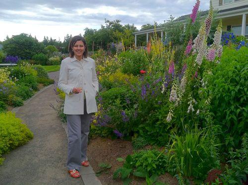 Garden wedding garden