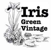 Iris_Green_Vintage_Logo