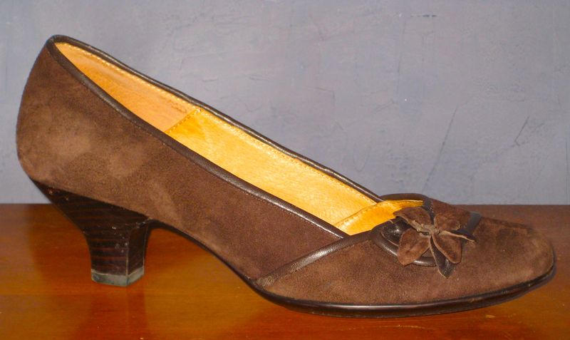 Sofft brown shoe2