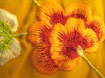Goodwill kameez flower