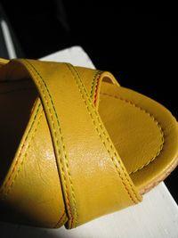 Fergalicious shoe toe