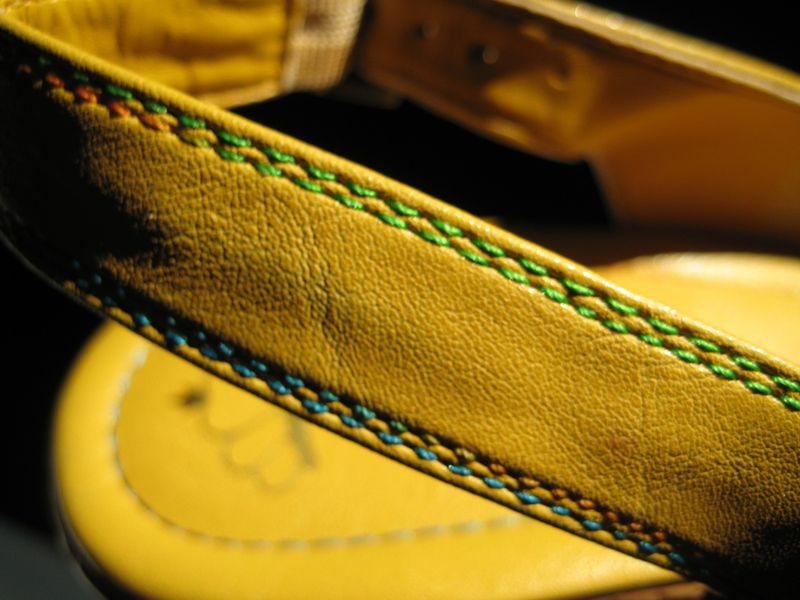 Fergalicious shoe strap