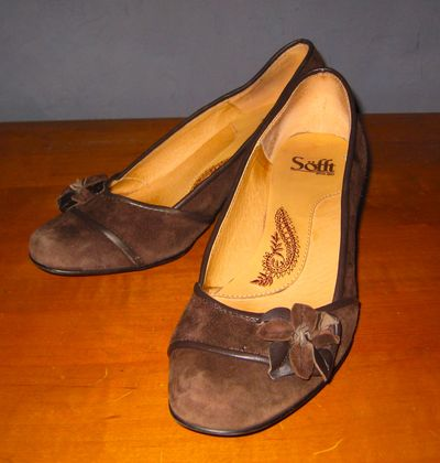 Sofft brown shoes